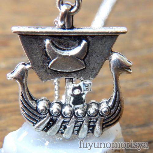 ネックレス - 海賊 - フユノモリ社 - no26-fuy-09