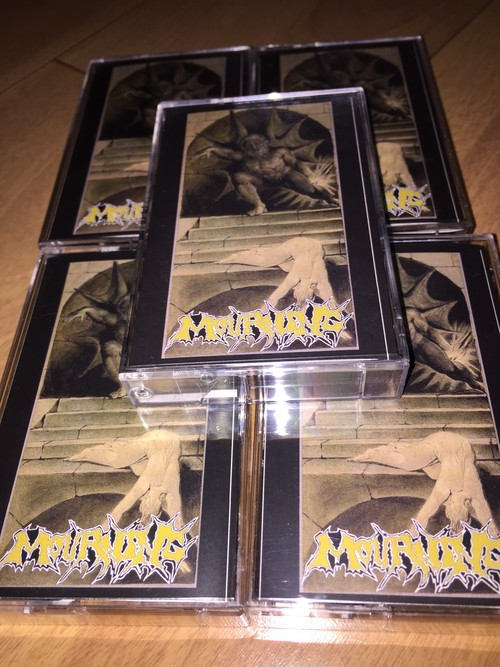 Mourning - demo TAPE