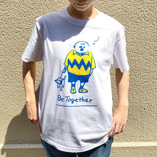 「Be Together」Tシャツ