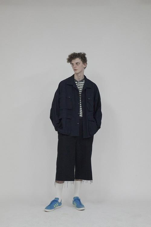 wonderland, Jungle fatigue jacket
