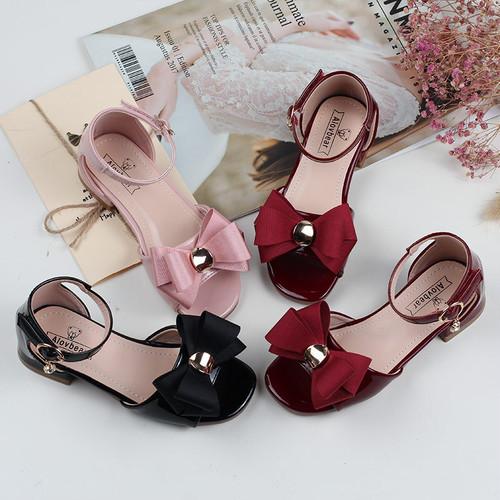 7853子供靴 キッズ ジュニア パンプス サンダル シューズ  女の子 女児 子ども サンダル 夏シューズ お姫様シューズ ベビーシューズ17cm-21.5cm