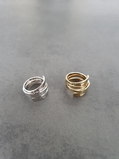 コイルリング 指輪 韓国ファッション
