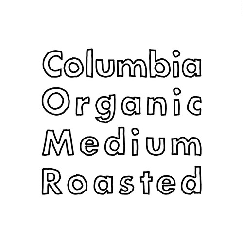 Columbia Organic - Medium Roasted