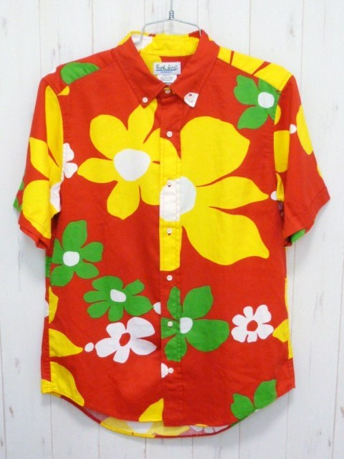 Surf Line Beach Shirt (サーフライン ビーチシャツ) TRAR/Made In USA