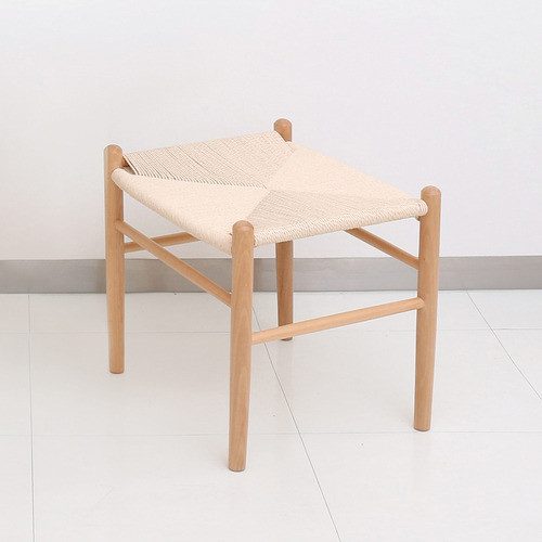 wood Y chair stool / ラタン ウッド Yチェア スツール 椅子 原木 韓国 北欧 インテリア 雑貨