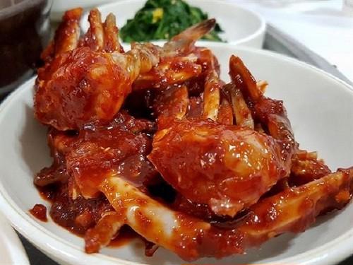 蟹キムチ 400g