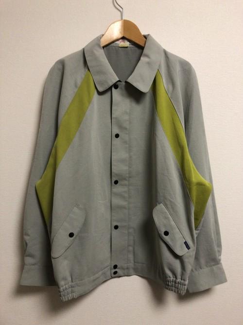 80〜90's わくわく FOLK work jacket