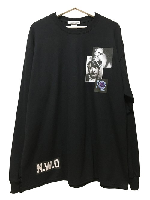 PSYCHOWORKS N.W.O long sleeve t-shirt