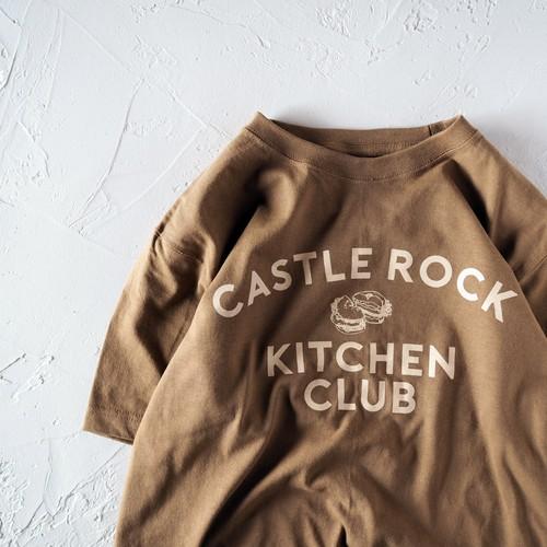 CKC TEE Camel(Tシャツ)