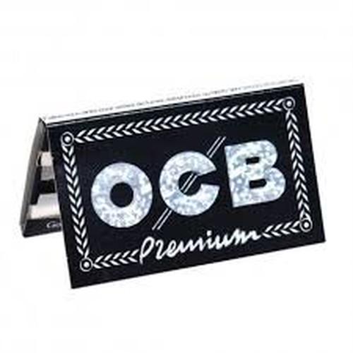 【送料無料】 20セット x OCB プレミアム ダブル (100枚入り)【スローバーニング】 フランス製
