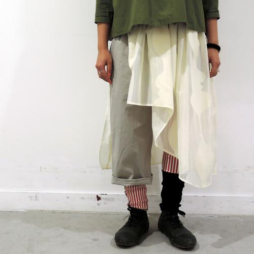SkirtPants_SP_白