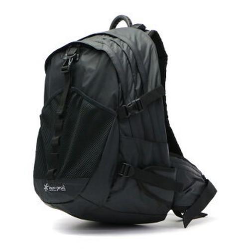 bf74b9e1e9b9 スノーピーク バッグ snow peak リュック Active Backpack Type02 ONE Black アクティブ バックパック  タイプ02 リュックサック アウトドア レジャー メンズ ...