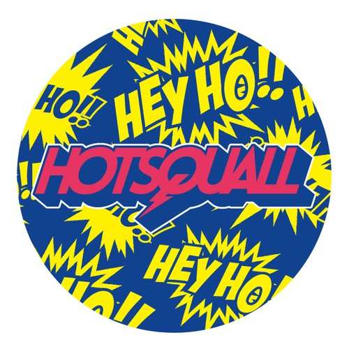 "ALRIGHT!!! TOUR ""CIRCLE HEY HO 缶バッヂ"""
