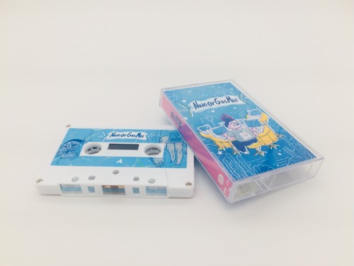無高潮 Nein or Gas Mus / Nein or Gas Mus Cassette Tape