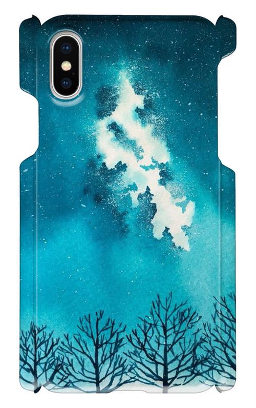 すずきあやえ Design - F スマホケース iPhone X