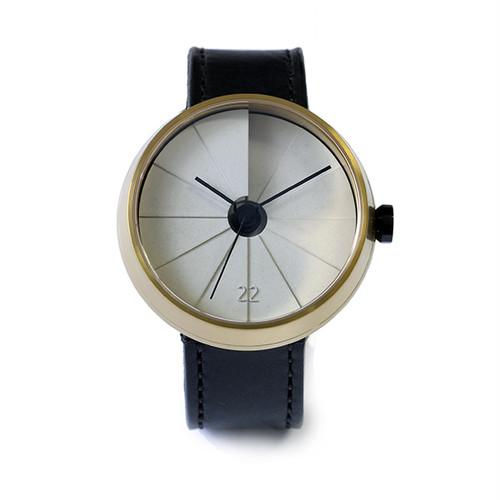 22designstudio 4th Dimension Watch (JAZZ) 腕時計 CW02004 グレー