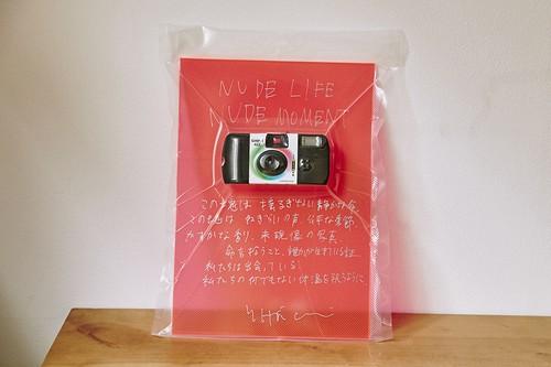 NUDE LIFE NUDE MOMENT / 未現像の写真