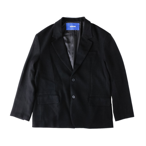 CLASSIC TAILORD JACKET / BLACK