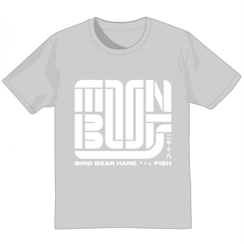 MOON BOOTS TOUR T-SHIRT(GRAY)