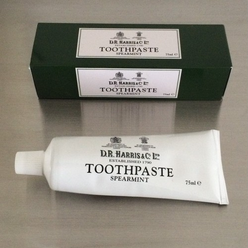 D.R.HARRIS / toothpaste 75ml