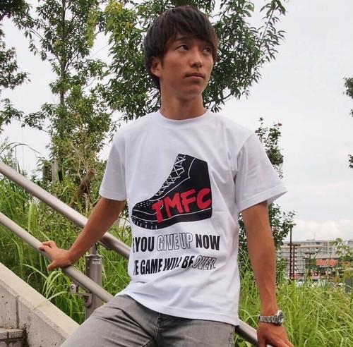 TMFC バッシュTシャツ ホワイト