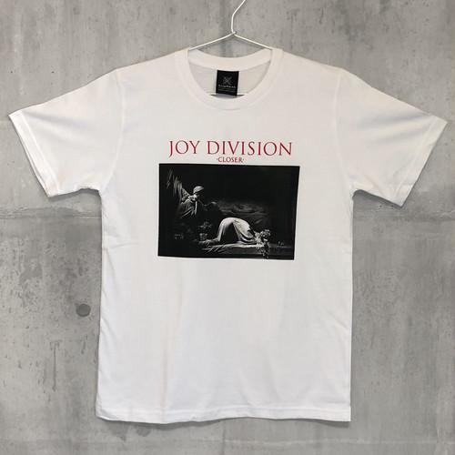 【送料無料 / ロック バンド Tシャツ】 JOY DIVISION / Closer Men's T-shirts M ジョイ・ディヴィジョン / クローサー メンズ Tシャツ M