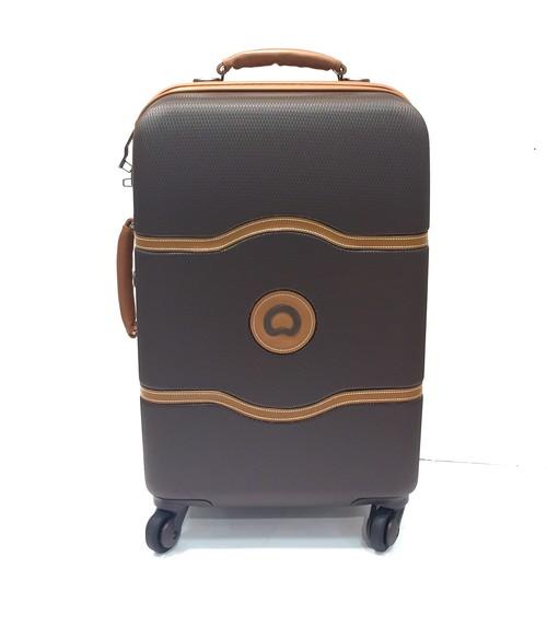 【DELSEY(デルセー)】ストッパー付スーツケース