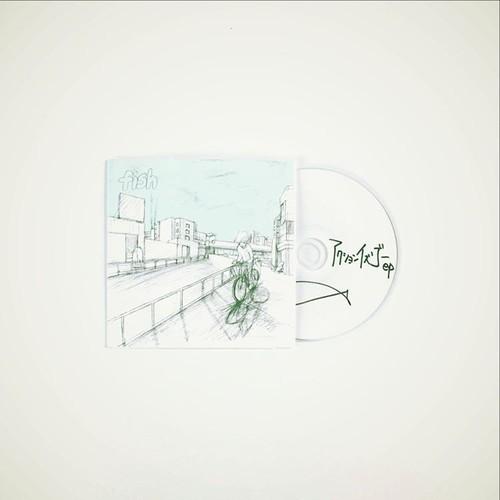 fish / アクションイズゴーep (CD-R)