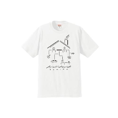 sumika / Familia Tシャツ(ホワイト)
