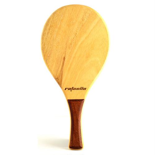 【スペイン製 ラケット】Rafaello: Samoa/フレスコボールラケット(2本)& ボール1個 & バッグセット