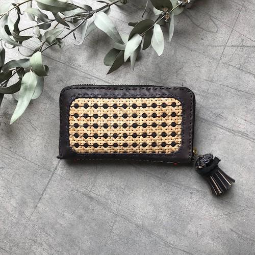 Arabesque - Long wallet / smoke