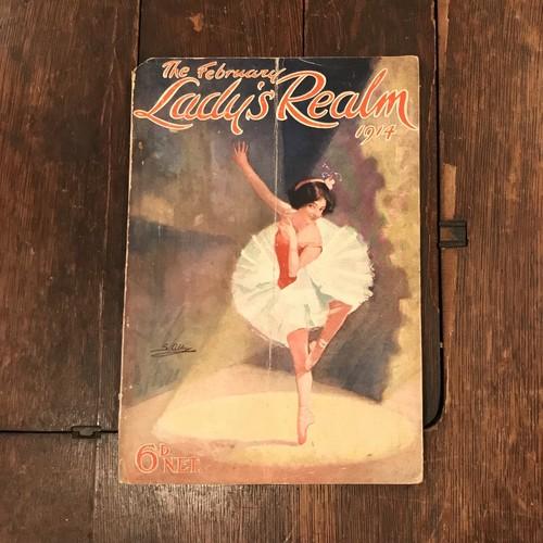 THE LADY'S REALM-February, 1914. Vol. XXXV