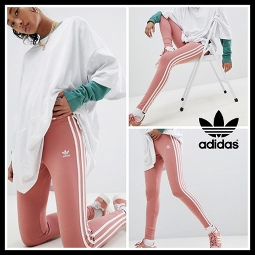【予約販売】完売必須 adidas Originals Three Stripe アディダス レギンス