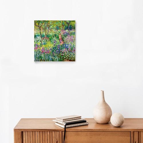素敵なアートパネル 180角 ジヴェルニー芸術家の庭 クロード・モネ