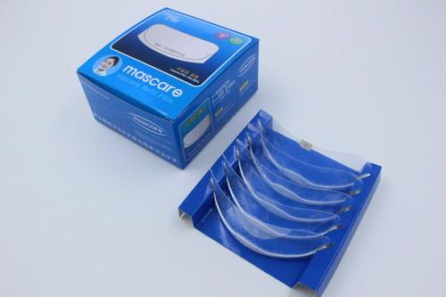 マスケア透明衛生マスク交換用フィルム 5枚入