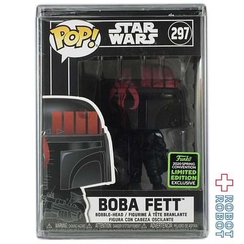 ファンコ POP! スター・ウォーズ ボバフェットフューチュラ ブラック版