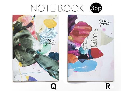 NOTEBOOK Q / R