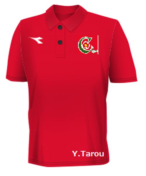 2020年ポロシャツ(移動着)U12・U15会員対象