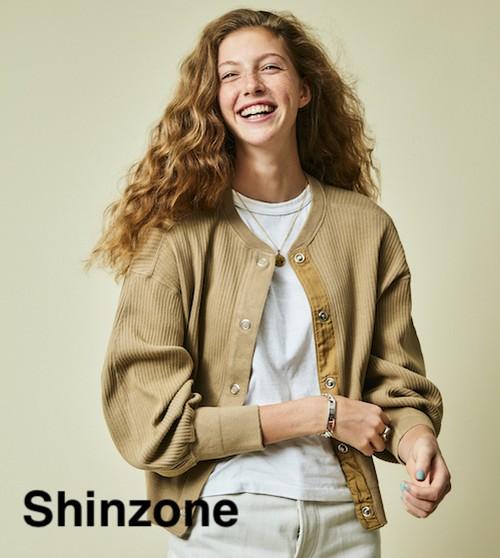 THE SHINZONE/ シンゾーン・ケープリンカーディガン