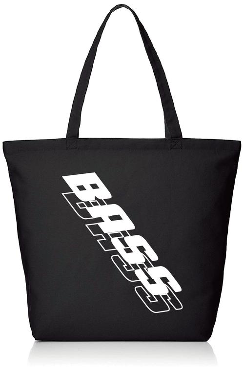 W BIG BASS TOTE BAG
