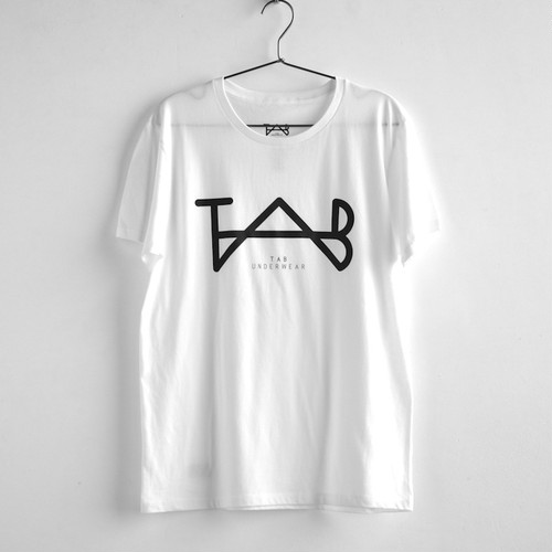 "Light Slim Tee ""LOGO"""