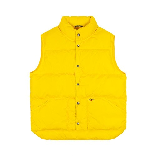 Cashball Puffer Vest(Yellow)