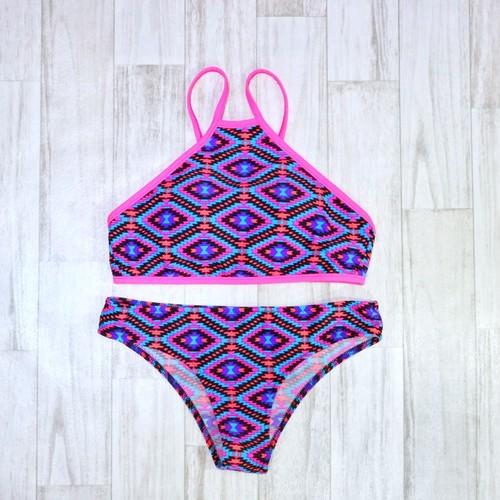High-necked Bikini (ハイネック 水着)
