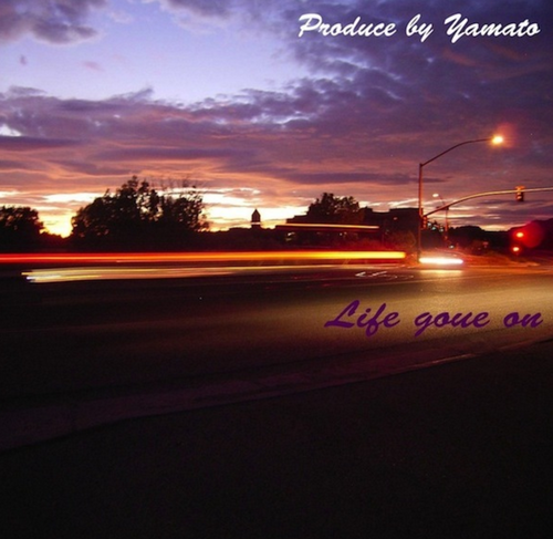 "2nd album ""life goes on"""