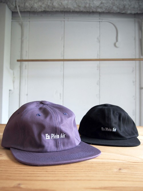 En Plein Air, CORE LOGO 6 PANEL CAP