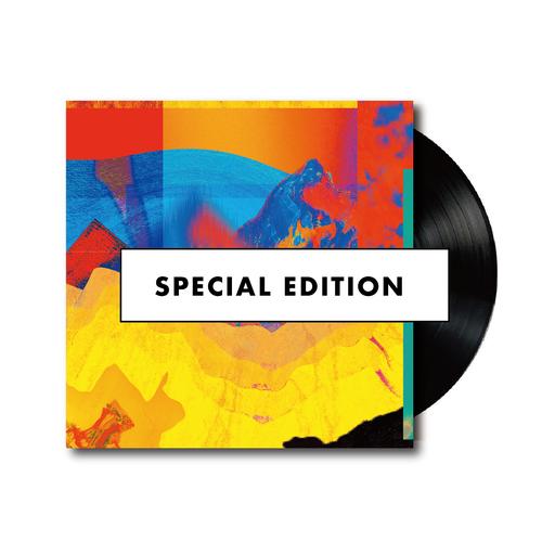 極彩色の祝祭 - アナログ盤・限定Special Edition