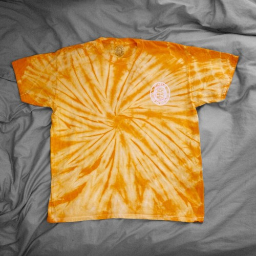 《50%OFF》TIE-DYE TEE [LEMON]
