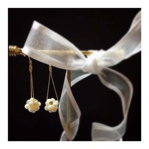 pearl chain pierce