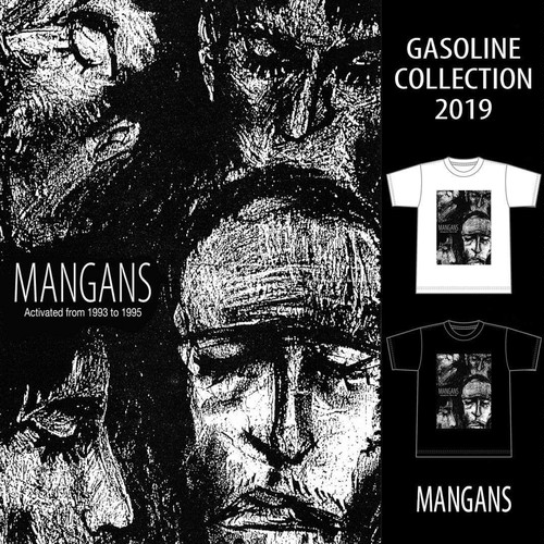 """MANGANS / """"Activated from 1993 to 1995"""" T-Shirts"""