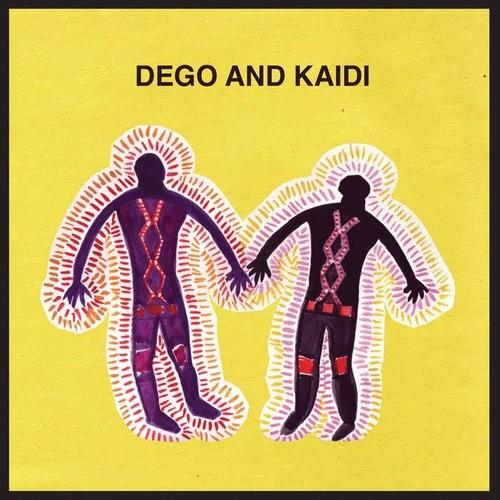 """【ラスト1/12""""】Dego & Kaidi - EP 2"""